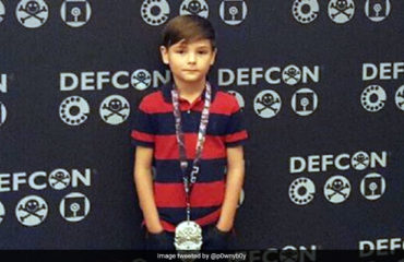 Boy, 11, hacks into replica U.S. vote website in minutes at convention
