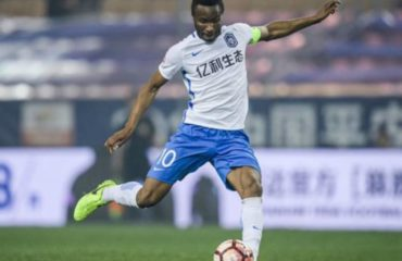 Mikel Obi breaks six-month goal drought